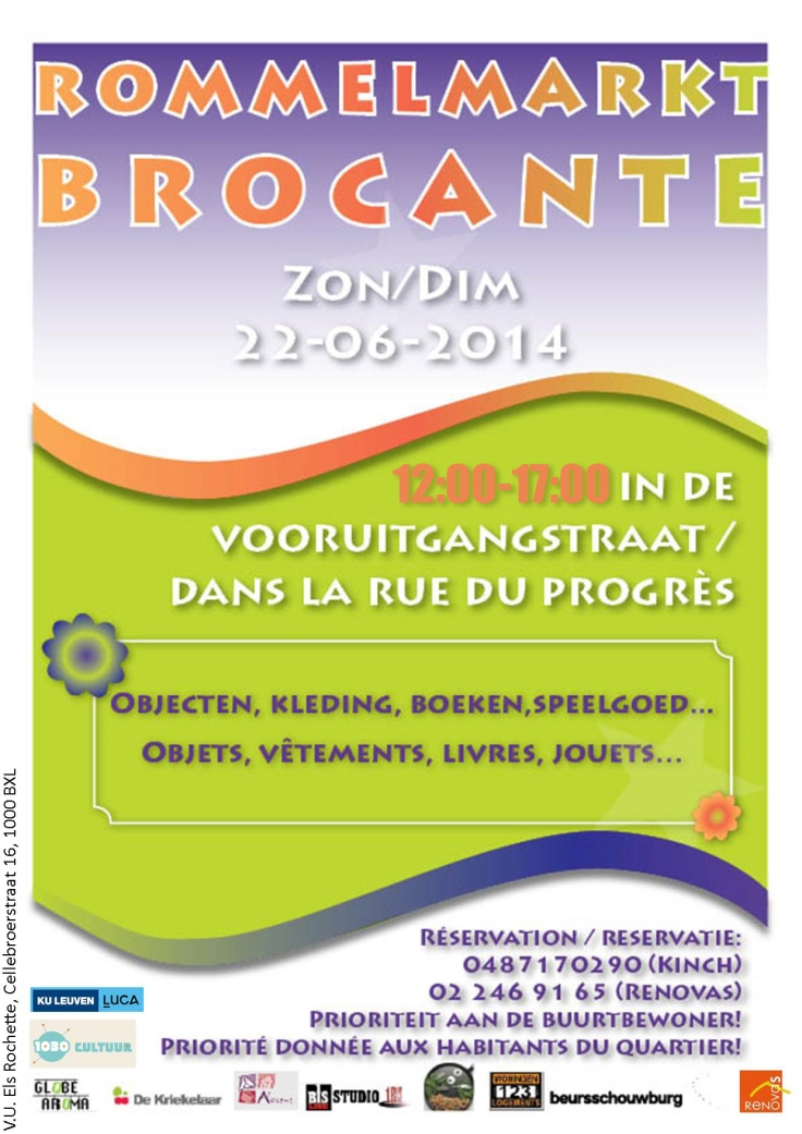 flyer BrocanteOK